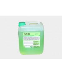 Жидкость для ручного мытья посуды и других поверхностей AV N 02