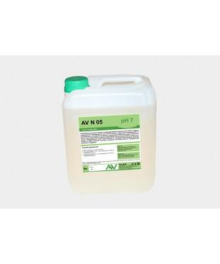 Гипоаллергенное моющее средство для ручной мойки посуды и других поверхностей AV N 05