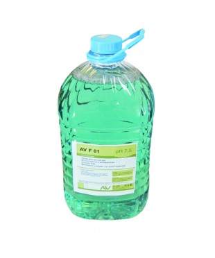 Пена для мытья рук AV F01, яблоко