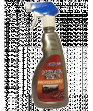 Полироль-очиститель «Polyrol matte» с ароматом кофе