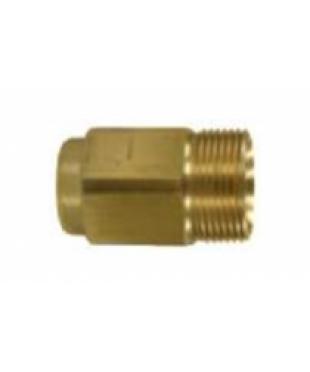 Контрниппель для вращ. соединений M22х1,5внеш-1/4внут