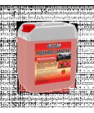 Полироль-очиститель «Polyrol matte» с ароматом клубники