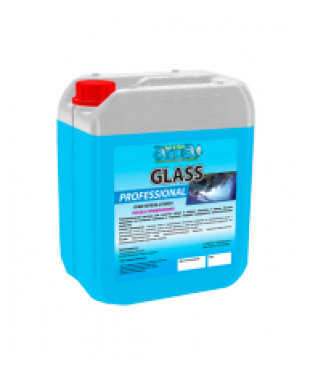 Очиститель стекол «Glass»