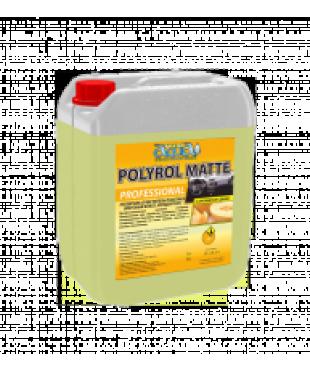Полироль-очиститель «Polyrol matte» с ароматом дыни