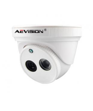 Цветная купольная IP-камера Aevision  2MP 720P